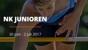 Nederlands Kampioen Junioren 2017