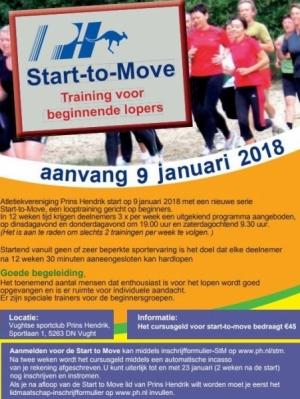 Loopsport: Start-to-Move januari 2018